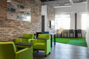 Centre Coworking du cabinet de comptable agréé CPA à Boisbriand
